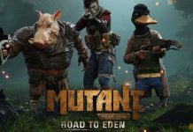 Mutant Year Zero: Road To Eden To Be Free Game Offering On EGS Next Week