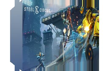 Steel Circus Alpha Test Weekend Steam Key Giveaway