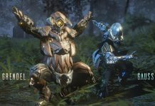 Digital Extremes Offers Look At New Warframe, Details Railjack Systems