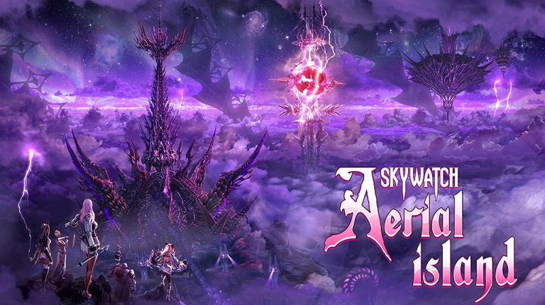 TERA Preps Players For Aerial Island Update, Coming In October - MMO Bomb