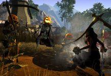 Pumpkin Head Celebrates Halloween In Shroud Of The Avatar