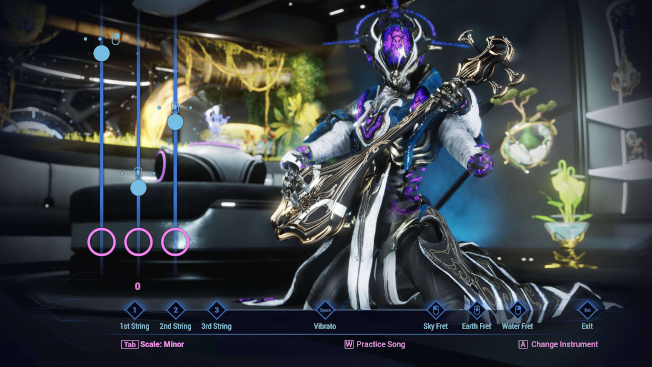 People Are Digging The Musical Addition In Warframe's Latest Update - MMO Bomb