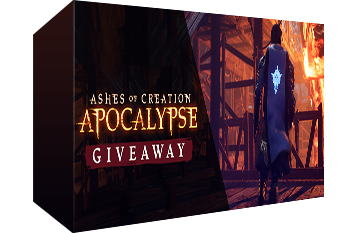 Ashes of Creation Apocalypse Gift Key Giveaway