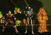 Spooky Season Is Well Underway In DCUO