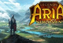 Legends Of Aria's Free Option, New Dawn Update Coming Dec. 5