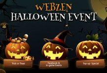 Pick A Webzen Game, Get Halloween Freebies!