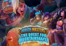 Minion Masters Teases New Fergus Flagon Fighter Card