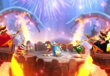 Grab Ubisoft's Silly Platformer Rayman Legends For Free On The EGS