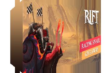 Rift: Racing Snail Mount Key Giveaway