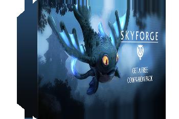 Skyforge Gold Prize Pack Key Giveaway