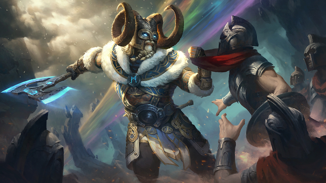 Smite Offers Behind The Scenes Look At Heimdallr's Creation Process - MMO Bomb