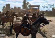 Nomadic Invaders Ride Into Conqueror's Blade's Second Season