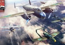 War Thunder Adds Swedish Airplanes And New Ray Traced Illumination System