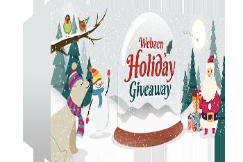WEBZEN Holiday Key Giveaway