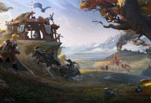 Hideouts Have Arrived In Albion Online's Much Touted Queen Update