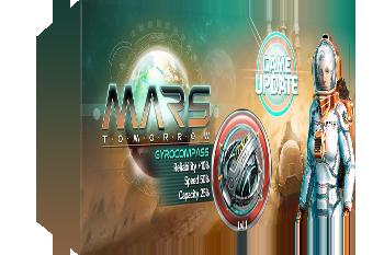 Mars Tomorrow Booster Key Giveaway