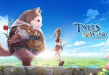 Adventure MMORPG Tales Of Wind Makes The Move To PC