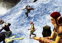 DDO's Risia Ice Games And Eveningstar Midwinter Festival Are Underway