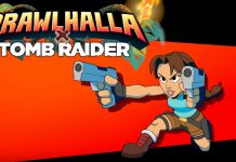 Lara Croft Raids Brawlhalla And Brings A Tomb With Her