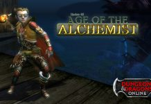 DDO's Age Of The Alchemist Update Adds Alchemist Class And 64-Bit Client Beta Today