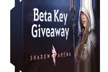 Shadow Arena Beta Key Giveaway (Steam)
