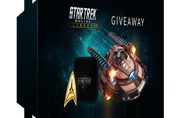 Star Trek Online's 10th Anniversary Giveaway & Prizes