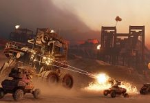Crossout Adds New Leviathan Battle And Stay At Home Bonuses