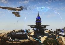 All Aboard Your Bastion Fleet Carriers! PlanetSide 2's Escalation Update Is Live