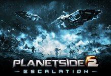 PlanetSide 2's Escalation Update Finally Launching On March 11