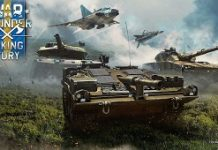 Swedish Ground Forces Storm War Thunder In Viking Fury Update