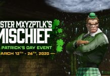 The Luck Of The Irish Superheroes Comes To DCUO