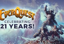 EverQuest Celebrates 21 Years In Action