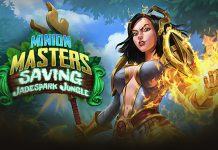 After Delays, Minion Masters Launches The Saving Jadespark Jungle Expansion