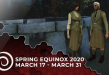 Secret World Legends Celebrates Spring Equinox