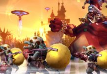 TERA Celebrates Two Years On Consoles