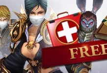 Gameforge Offers Free Bundles In Aion, Metin2, TERA, And NosTale As Part Of World Health Day