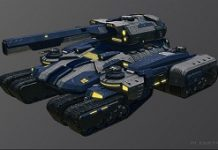 PlanetSide 2's Next Vehicle Is The Gigantic Colossus Tank
