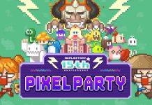 MapleStory Celebrates Its 15th Anniversary With A Pixel Party