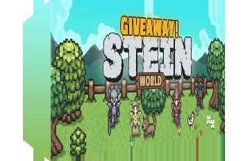 Stein.world Gift Key Giveaway