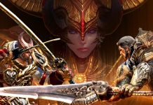 TERA Releases A New Content Update, Kaia's War, With Magical Outfit Rewards