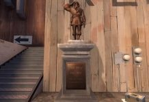 Team Fortress 2 Honors Soldier Voice Actor Rick May With In-Game Statue
