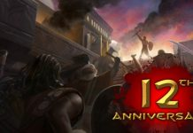 Age Of Conan Celebrates 12 Years In Action With Goodies...And Plenty Of Challenges