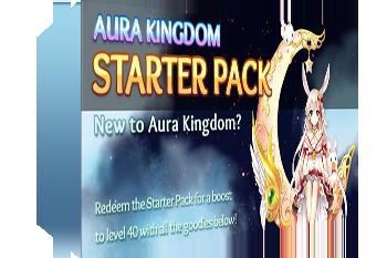 Aura Kingdom Starter Pack Key Giveaway