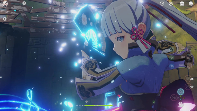 Genshin Impact Gets A Pc Mobile Launch Date No Ps4 Date Yet Mmo Bomb