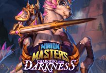 Minion Masters Announces Charging Into Darkness Expansion