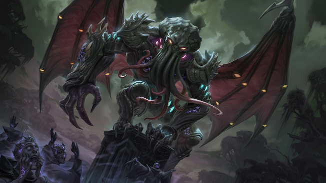 Get Ready To Be Tormented By The Old God Cthulhu In Smite - MMO Bomb