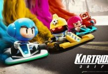 KartRider: Drift Gives The Green Flag To A Weeklong Closed Beta Test