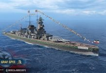 World Of Warships Adds Dockyard For Two German Ships, Reworks Missions And Soviet Tech Tree
