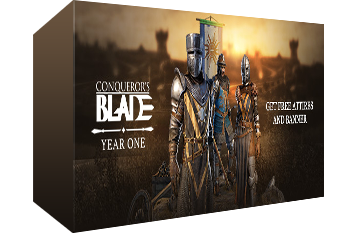 Conqueror's Blade Year One Pack Key Giveaway