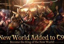 """C9 Update Introduces Untouched """"New World"""" Server"""